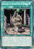 Ruinas de los señores dragón divinos