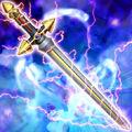 Foto espada de kusanagi