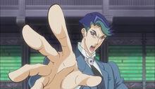 Akira enfrentando a Ai