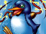 Pingüino de Perno