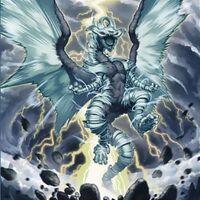 Foto tempest, señor dragón de las tormentas