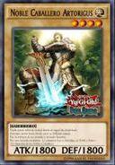 Noble Caballero Artorigus (Duel Arena)