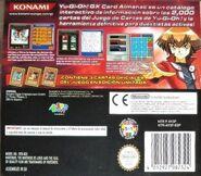 Contraportada Card Almanac (PAL-ESP)