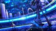 Yugi y kaiba en duelo