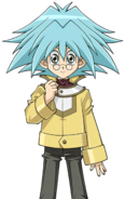 Syrus Truesdale (Duel Links)