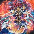Foto avatar del rey de fuego yaksha