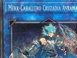 Mekk-Caballero Cruzadia Avramax