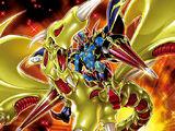 Gaia el Caballero Mágico de Dragones