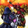 Foto rivalidad de los señores de la guerra