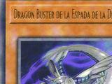 Dragón Buster de la Espada de la Destrucción