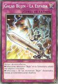 Galas bujin - la espada