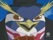 Crump pingüino