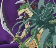 Aligátor de la Espada Insecto