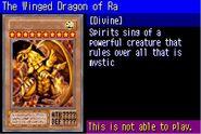 El Dragón Alado de Ra (Eternal Duelist Soul)
