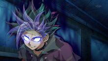 Yuto reaccionando en el cuerpo de Yuya