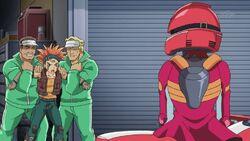 Cuervo insta a Yuya a luchar por sus amigos