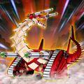 Foto dragón fusilero, la bestia de modo dual