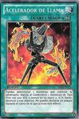 Acelerador de llama