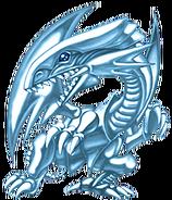 Dragón Blanco de Ojos Azules Duel Links