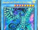 Dragón Caos Máximo de Ojos Azules