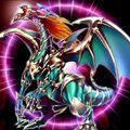 Foto dragón emperador del caos - enviado del fin