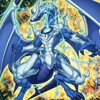 Foto dragón pulsardeluz