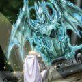 Foto retorno de los señores dragón