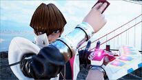 Seto Kaiba roba una carta (Jump Force)