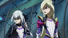Grace emocionada con el Duelo de Yuya