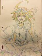 Yuya por Hiroki