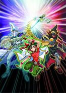 Yugioh - ArcV - Official website tvtokyo nota