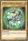 Héroe elemental sparkman