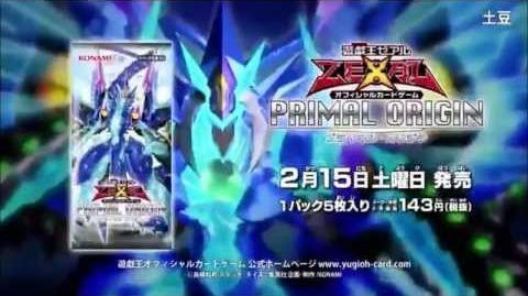Yu-Gi-Oh! ZEXAL Primal Origin Commercial 2014!! HD