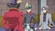 Yusho, Aster y Kite