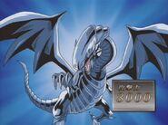 Dragón Blanco de Ojos Azules - Invocación