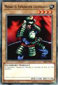 Masaki el espadachín legendario