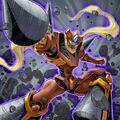 Foto guerrero del taladro