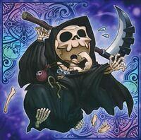 Foto esqueleto fantastruco