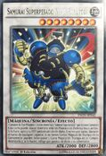Samurai superpesado ninja sarutobi