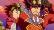 Yuya y su padre