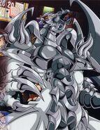 Dragón Armado LV10 Blanco
