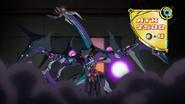 Dragón Xyz Rebelión Oscura (Invocación-ARC-V)