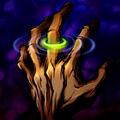 Foto anillo del magnetismo