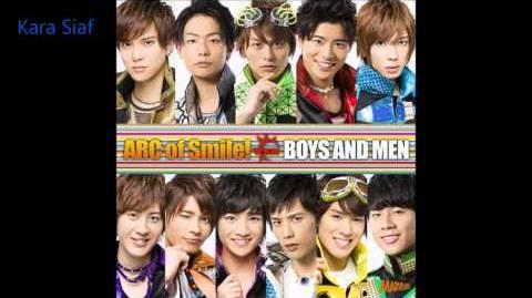 Yu-Gi-Oh! ARC-V ARC of Smile! (instrumental) by BOYS AND MEN