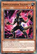 Dinoluchador valeonyx