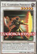 T.g. gladiador poderoso