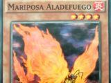 Mariposa Aladefuego