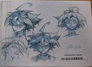 Cara de Yuya arte conceptual 2