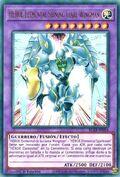 Héroe elemental shining flare wingman