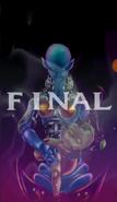 Necrofear Oscuro en Tablero del Destino (Duel Links)